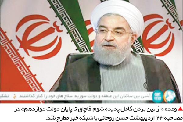 تجارت فرد- حسن روحانی- شبکه خبر