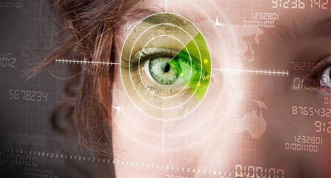دستگاه ساعتزنی چشمی