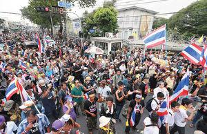 حالت فوقالعاده در بانکوک