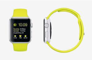 ساعت هوشمند اپل از ۳۴۹ دلار