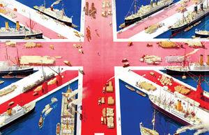 انگلستان کوچک یا بریتانیای کبیر