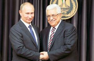 محمودعباس، میهمان پوتین