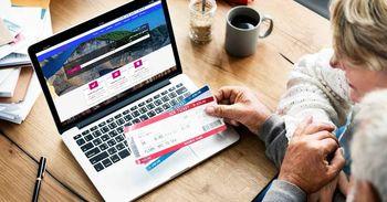 تا ۸% تخفیف بلیط هواپیما خارجی بصورت خرید انلاین