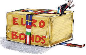 حباب اوراق قرضه اروپا