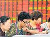 قیمت سهام در چین