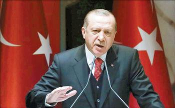 خشم اردوغان