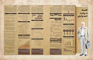 اقتصاد به روایت احمد توکلی