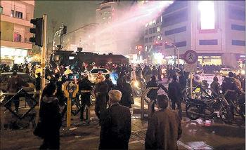 هفته ناآرام ایران