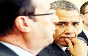 شکرآب رابطه فرانسوی آمریکایی