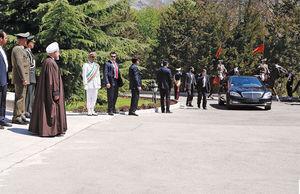 استقبال عجیب از اردوغان