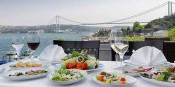 بهترین رستوران های غذاهای دریایی استانبول را فراموش نکنید!